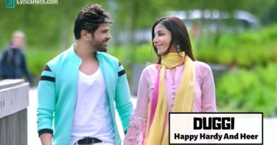 Duggi Lyrics In Hindi, Duggi Lyrics